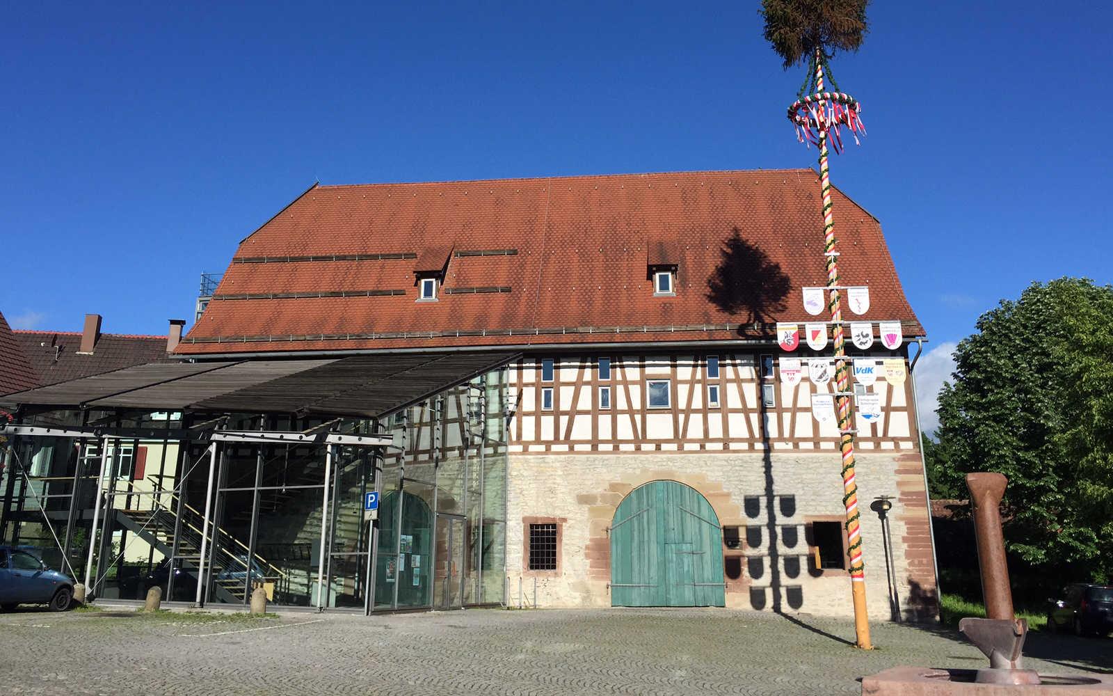 Zehntscheuer in Dagersheim